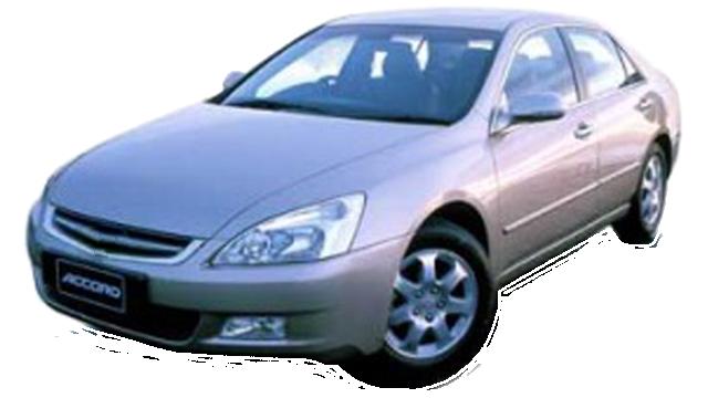 Honda Accord Gen7