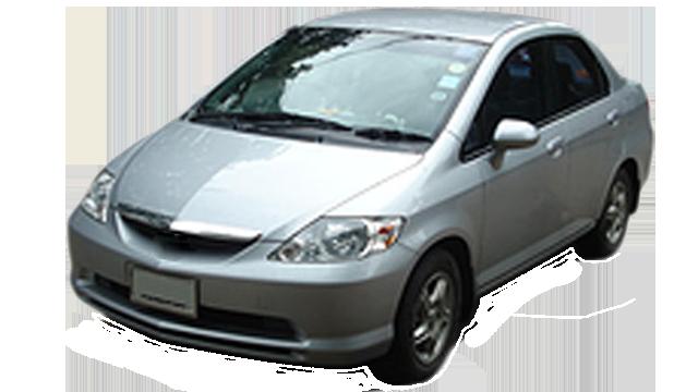 Honda City Gen4